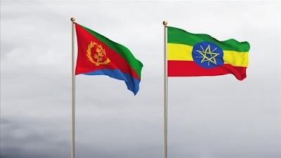 علما إريتريا وإثيوبيا