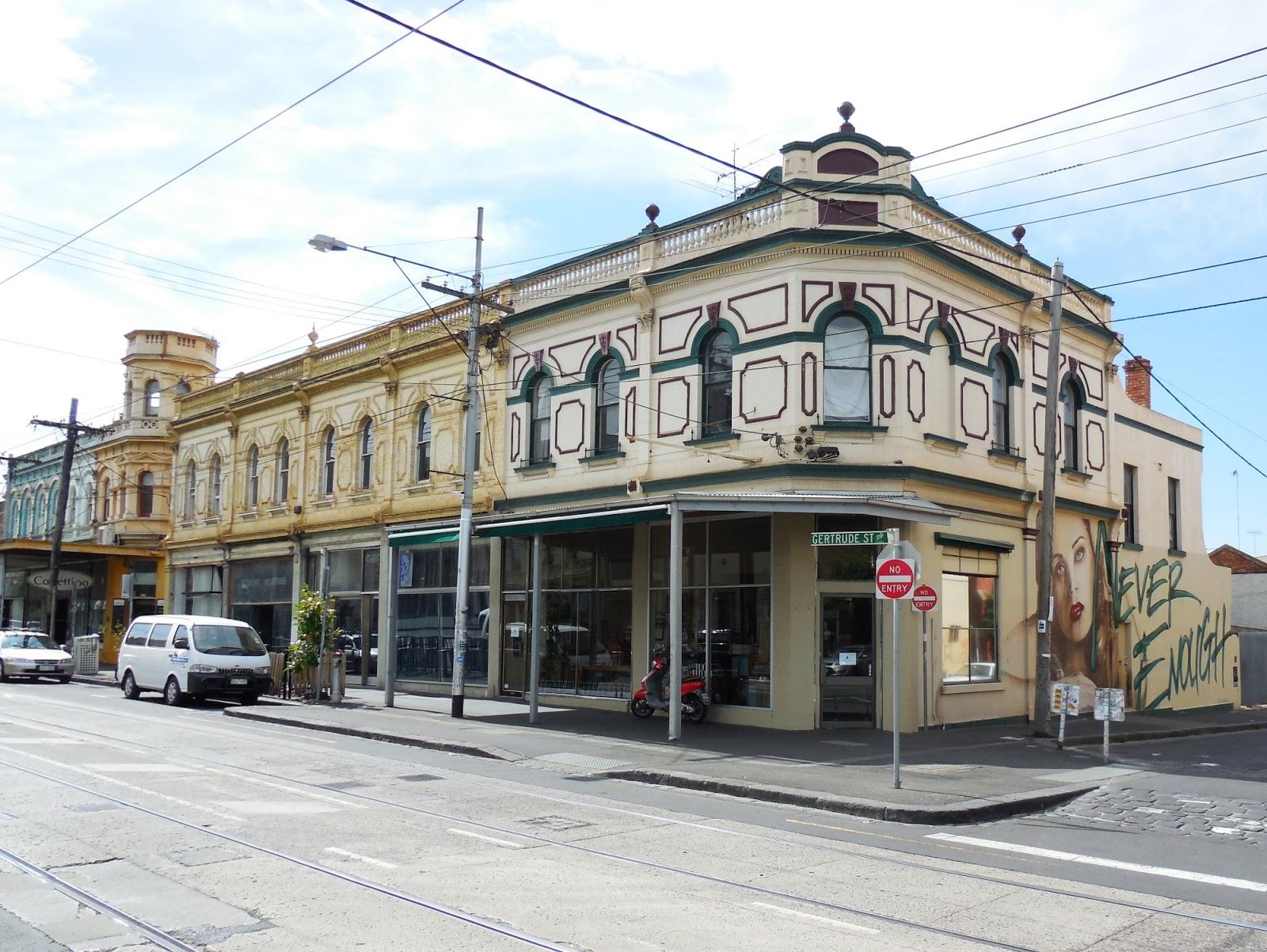 Melbourne Street Art 86 Fitzroy Gertrude St