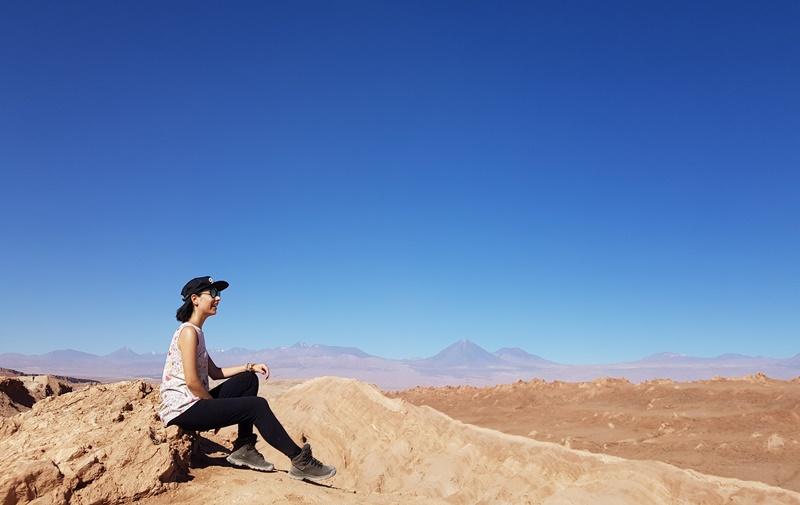 Deserto do Atacama: Valle de La Luna e de la Muerte