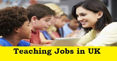 Teaching Jobs in UK