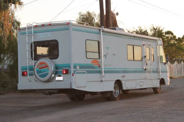 Used RVs 1994 Itasca Sunrise RV For Sale by Owner