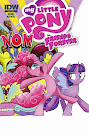 My Little Pony Friends Forever #12 Comic Cover A Variant