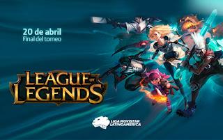 FINAL Liga Movistar Latinoamérica League Of legends en Bogotá