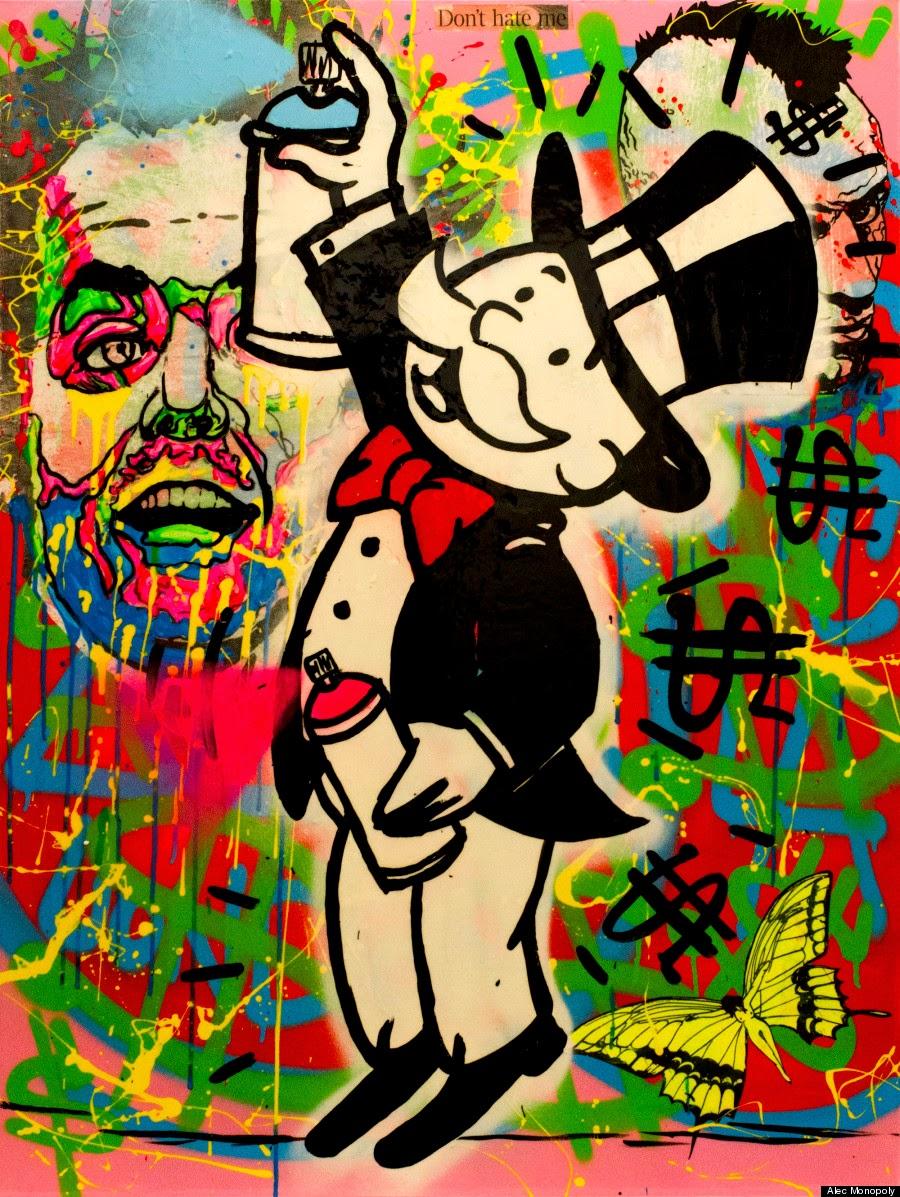 Chris Brown Puts His Graffiti Art Skills To Work For - Www