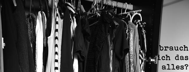Aufräumen | Kleiderschrank | vonStephanie
