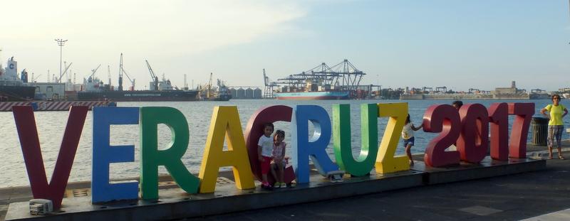 Veracruz El Gran Puerto Del Golfo De Mexico
