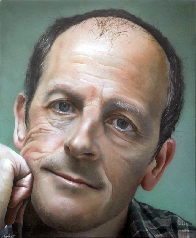 25 Incredible Hyper Realistic Oil Paintings by Tom Martin