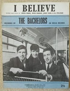 Bachelors 'I believe'