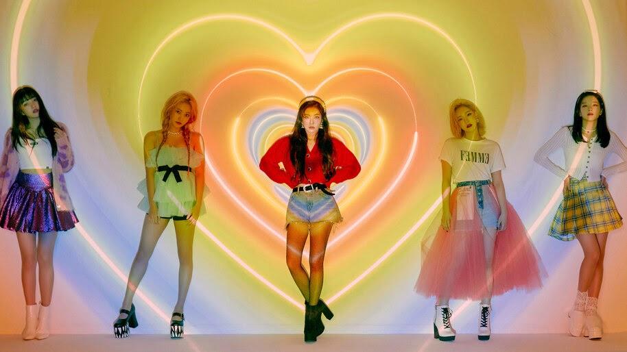 Red Velvet, ReVe Festival Finale, Group, 4K, #7.642