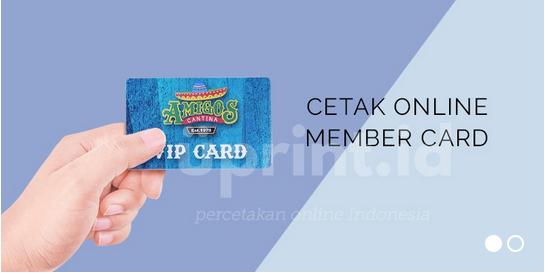 5 Desain Member Card Unik, Menarik Dan Terpopuler 2018