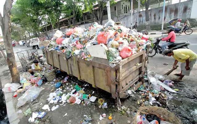 Fraksi PKS Minta Pemko Medan Serius Urus Sampah