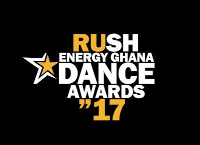 Rush Energy Ghana Dance Awards 2017 Main Event Set For July 9