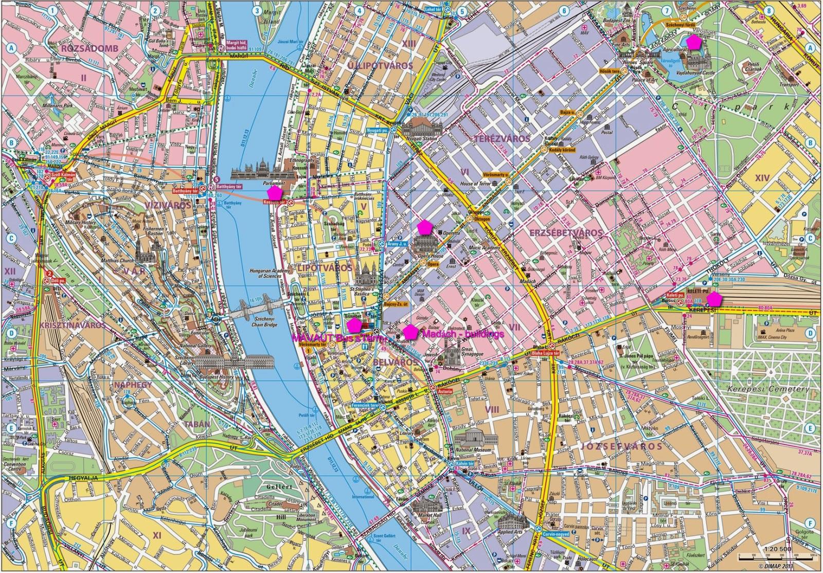 budapest térkép 1980 Sextant Blog: 115.) Lemezjátékok   1. rész: KRESz pálya retro  budapest térkép 1980