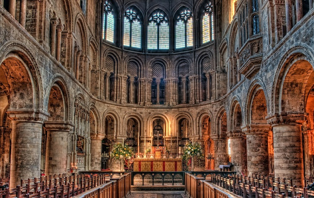 St. Bartholomew-the-Great em Londres
