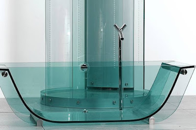 See Through Bathtub