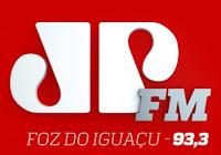 Rádio Jovem Pan FM 93,3 de Foz do Iguaçu PR