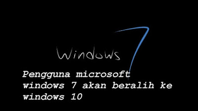 windows 7 beralih ke windows 10