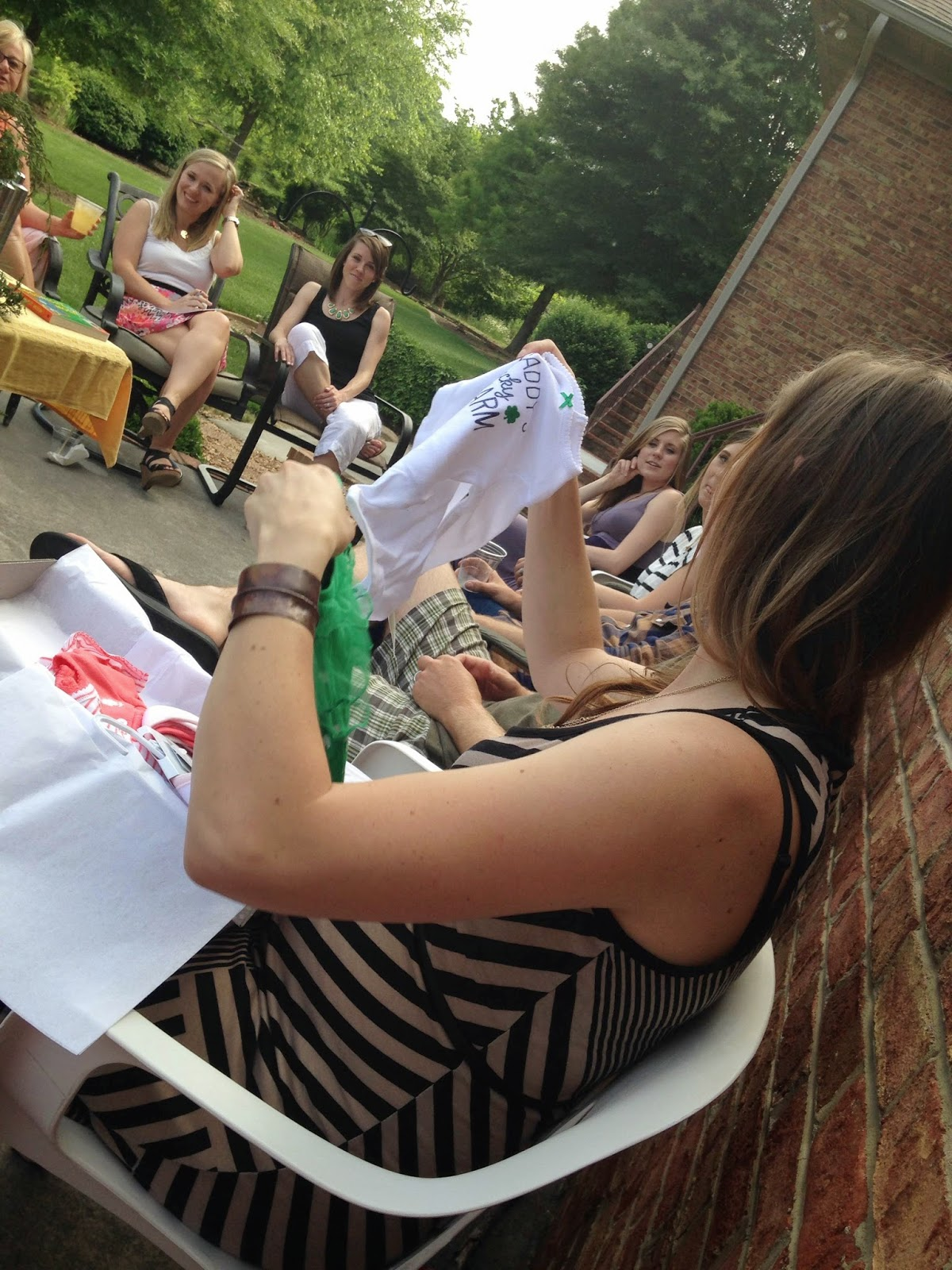 Lively Happenings Brewing A Baby Shower