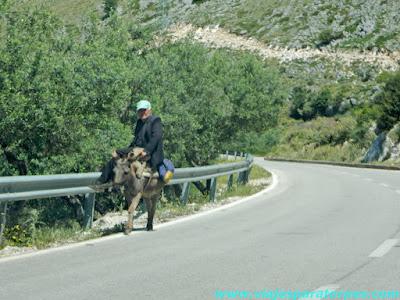 Viaje al sur de Albania, 1º parte