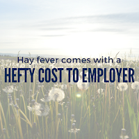 Hay Fever Comes with a Hefty Cost to  Employers: Here's How to Prevent It