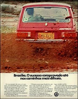 propaganda  VW 1600 - Brasilia - 1976, Volks Brasilia 76, propaganda Volkswagen - 1976, vw anos 70, carros Volkswagen década de 70, anos 70; carro antigo Volks, década de 70, Oswaldo Hernandez,