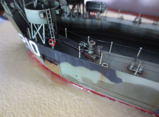 The Modelling News: Build review: Francios's high water mark with