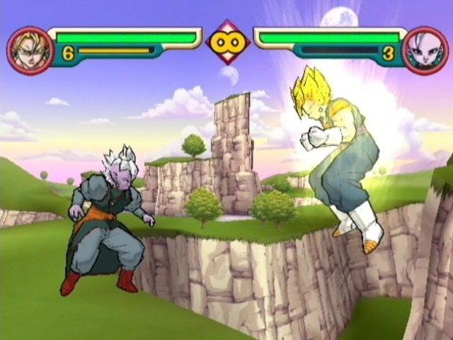 Dragon Ball Z Budokai 2 PS2 GAME ISO Gameplay