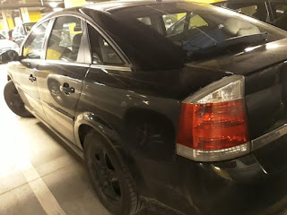 Vectra C rear photo