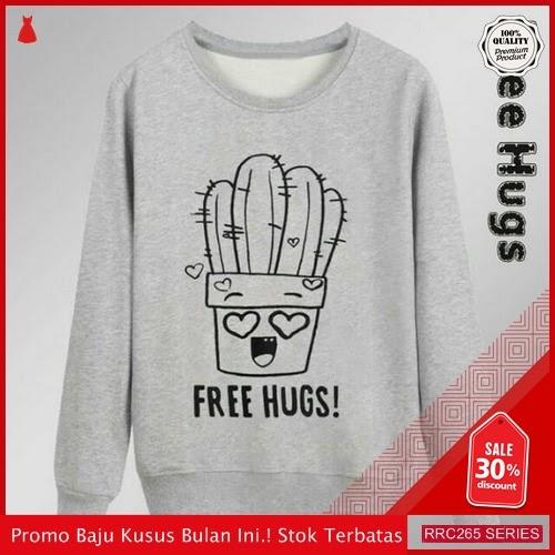 RRC265F39 Free Hugs Wanita Terbaru BMGShop