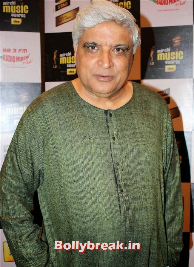 Javed Akhtar, Mirchi Music Awards Jury Meet
