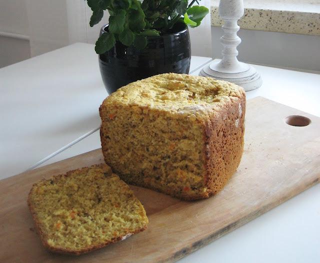 gluteeniton leipä