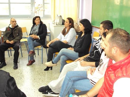 Ενημερωτικές εκδηλώσεις για την Εθελοντική Αιμοδοσία και τις Εξαρτήσεις στο Εσπερινό Λύκειο Ναυπλίου