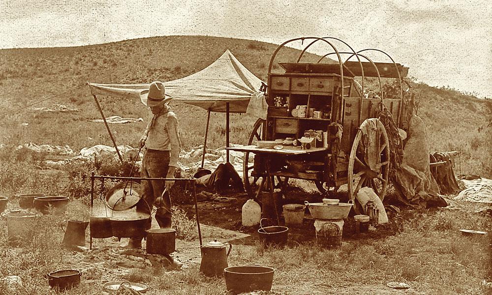 Western Fictioneers The Chuck Wagon