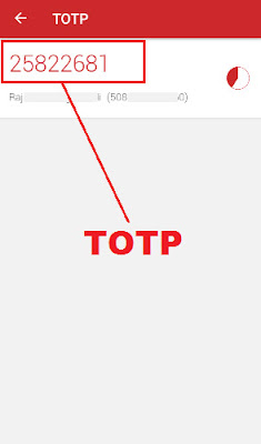 aadhar download through totp