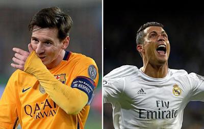 Ronaldo and Messi net worth