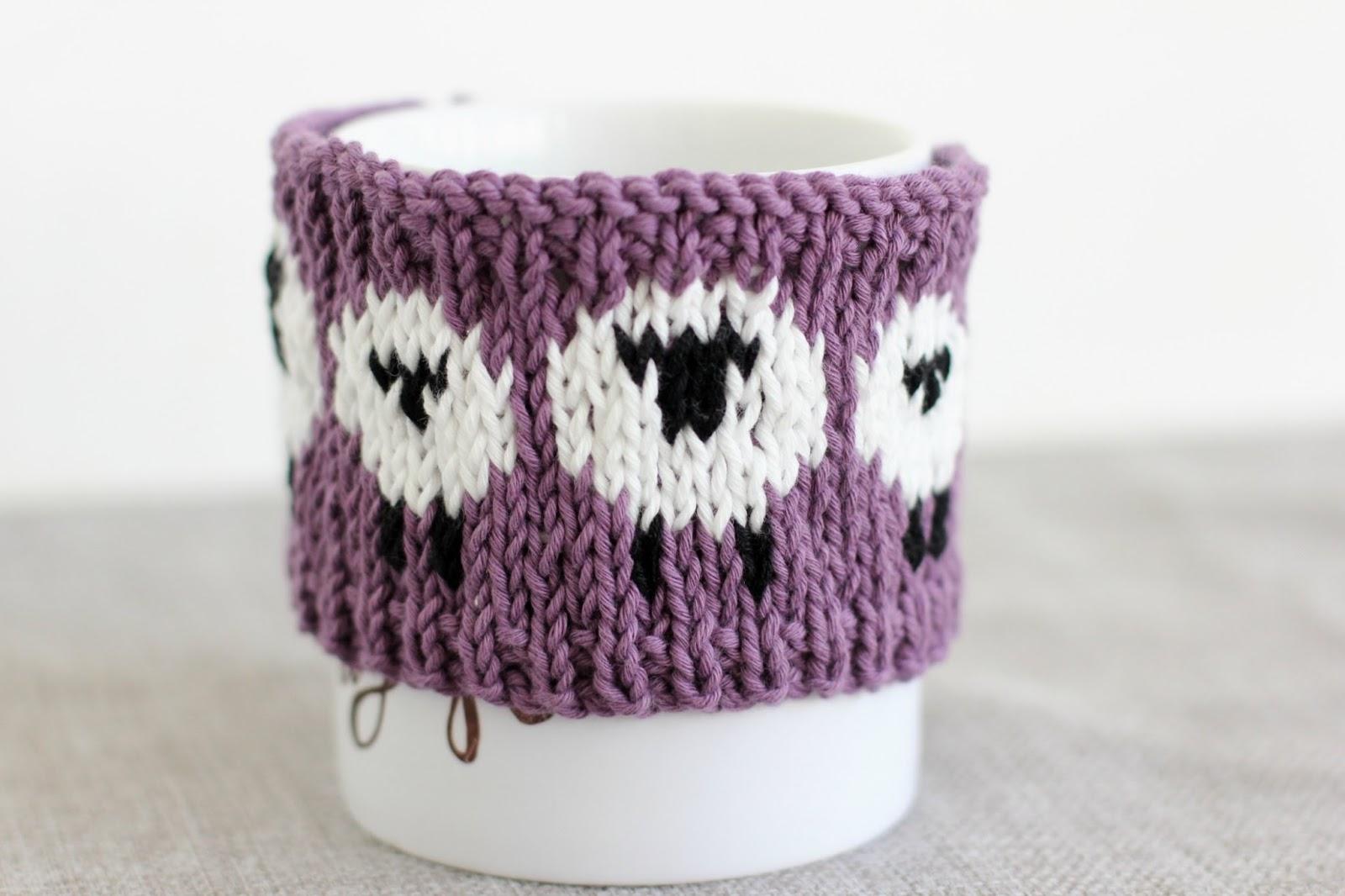 Mushrooms, Hedgehogs & Sheep | Mug Cosy Making / Say Little Hen