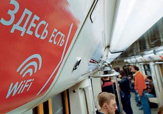 Что уникального в WiFi сети Московского метрополитена?