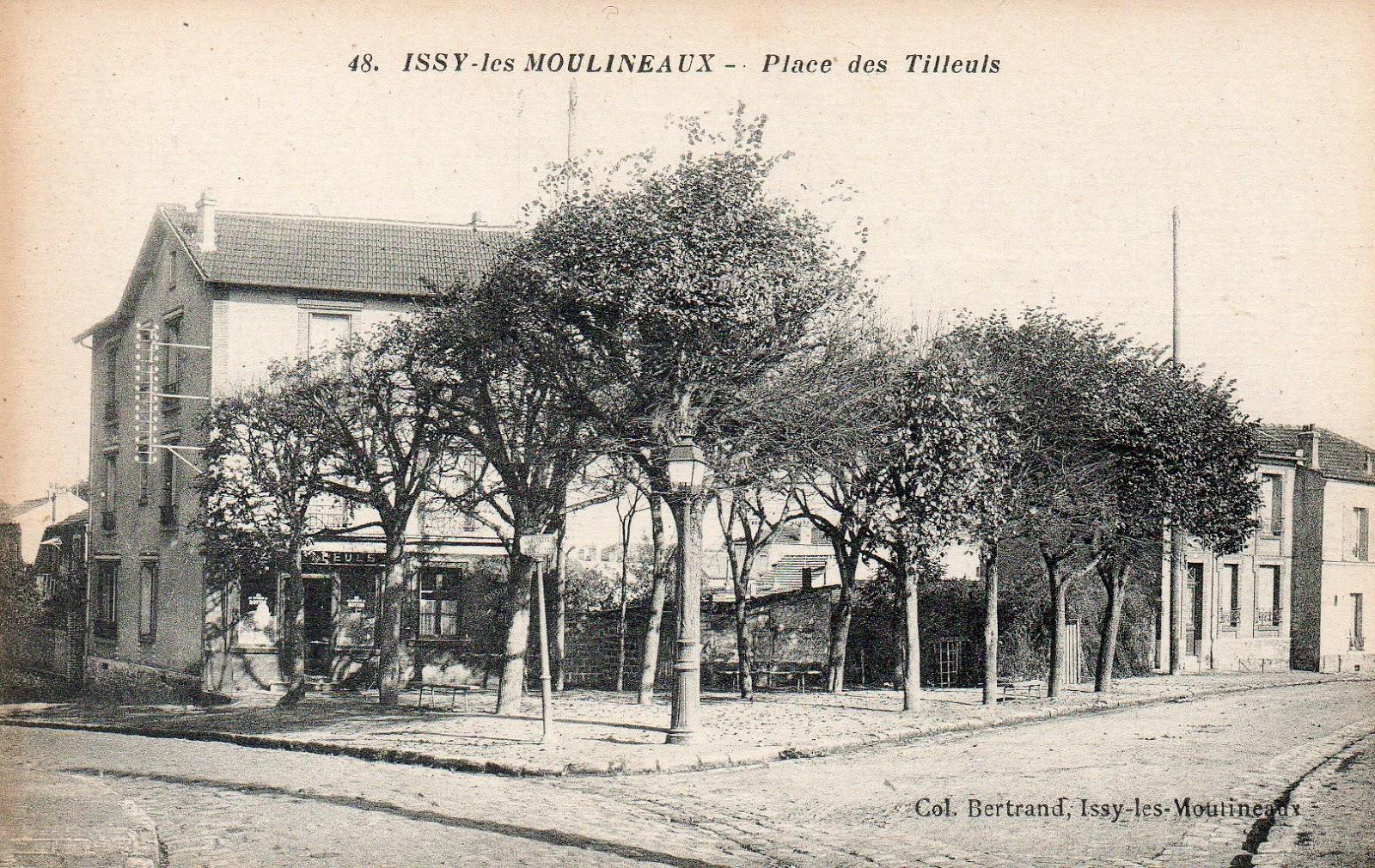 La Maison Bleue Issy Les Moulineaux historim: réponse - un coquillage à issy