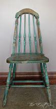 East Barn Chair