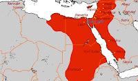 خريطة مصر في عهد اسرة العلوية بداية من محمد على باشا انتهاء بالملك فاروق الأول ملك مصر
