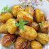 Bazyliowe młode ziemniaczki (pieczone)