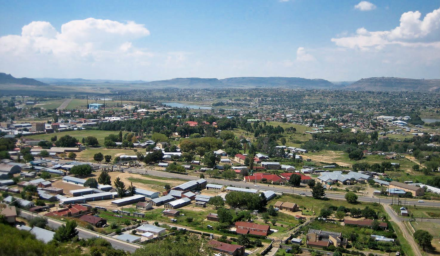 Maseru, Lesotho Travel Guide and Travel Info