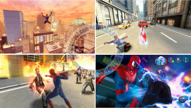 Free download Game The Amazing Spider-Man Mod Apk Data Terbaru Gratis