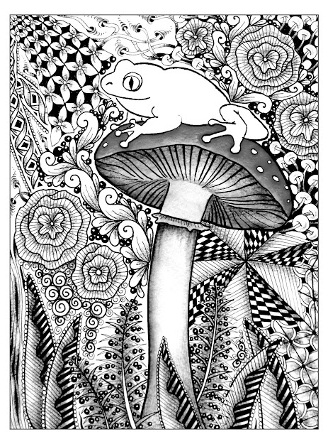 To Print This Free Coloring Page Coloringforestfrog Click On