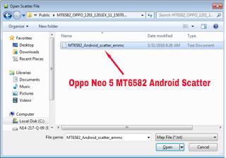 Artikel kali ini saya pingin membuatkan dengan anda wacana metode melakukan flash pada a Sukses Cara Flash Oppo Neo 5 1201 Menggunakan SP Flash Tool