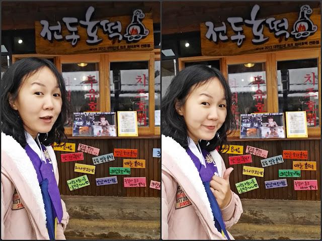 [Jeonju] - Jeondong Hotteok (전주 전동호떡) | www.meheartseoul.blogspot.sg