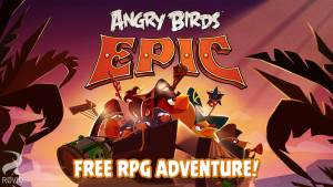 Angry Birds Epic RPG MOD APK 1.5.5
