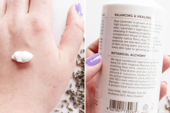 KIO KIO NZ SKINCARE // Hand & Body Lotion | Antipodean Lavender + Rimu - CassandraMyee