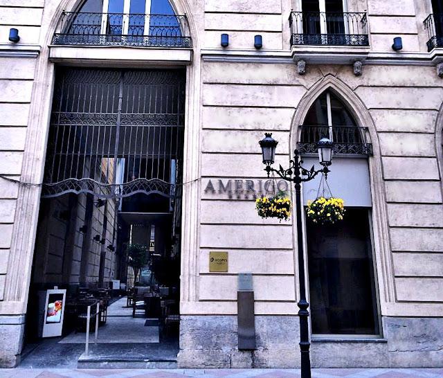 hotel amerigo andrea manzanares