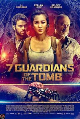 Guardians Of The Tomb 2018 Custom HDRip NTSC Sub